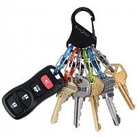 [해외]NITE IZE Key Rack Locker 6 Carabiners Multicolour