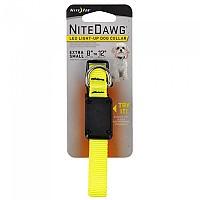 [해외]NITE IZE Nitedawg XS Led Dog Collar Neon Yellow