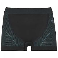 [해외]오들로 Performance Windshield XC-Skiing Light Panty Black / Blue Radiance