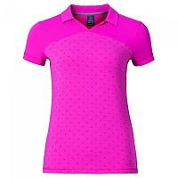 [해외]오들로 Polo Shirt Shift Pink