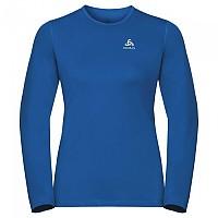 [해외]오들로 T Shirt L/S Crew Neck Amber Lo Methyl Blue