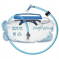 [해외]PLATYPUS Big Zip EVO 2.0L Lumbar Transparent