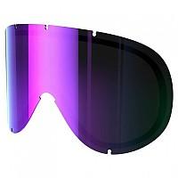[해외]POC Retina Spare Lens Zeiss Grey / Purple Mirror