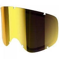 [해외]POC Iris Stripes Spare Lens Small Pink / Gold Mirror