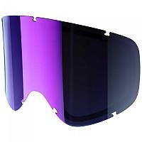 [해외]POC Iris Stripes Spare Lens Small Grey / Purple Mirror