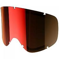 [해외]POC Iris Spare Lens Zeiss Small Persimmon / Red Mirror
