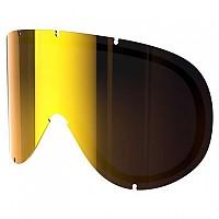 [해외]POC Retina Spare Lens Zeiss Pink / Gold Mirror