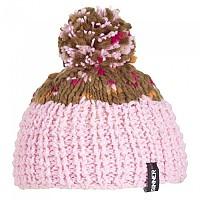 [해외]SINNER Beartown Beanie Pink / Brown Speckles