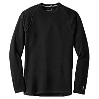 [해외]SMARTWOOL Merino 250 Baselayer Crew Black