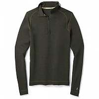 [해외]SMARTWOOL Merino 250 Baselayer 1/4 Zip Olive Heather