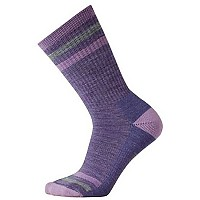 [해외]SMARTWOOL Striped Hike Light Crew Lavender