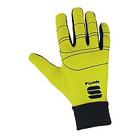 [해외]스포츠풀 Lycra Race Gloves Yellow Fluo / Black