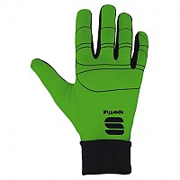 [해외]스포츠풀 Lycra Race Gloves Green Fluo / Black