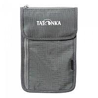 [해외]TATONKA Neck Wallet Titan Grey
