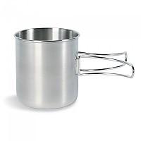 [해외]TATONKA Handle Mug 600ml Silver