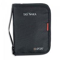 [해외]TATONKA Travel Zip M Rfid B Black