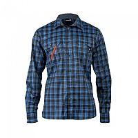 [해외]TERNUA Path Shirt A - Dark Sea Blue Checks
