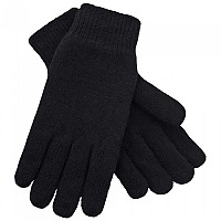 [해외]TRESPASS Bargo Knitted Gloves Black