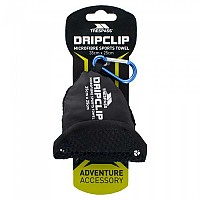 [해외]TRESPASS Dripclip Microfibre Towel Keyring Blue