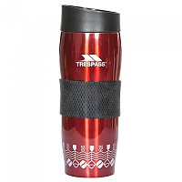 [해외]TRESPASS Magma 400ml Thermal Cup Red Print