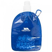 [해외]TRESPASS Hydromini Collapsable Water Bottle 350ml Blue