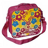 [해외]TRESPASS Playpiece Lunch Bag Kids Flower Power Print
