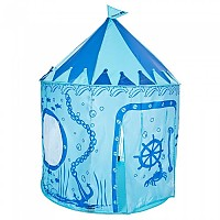 [해외]TRESPASS Chateau Kids Play Tent Aquatic