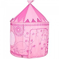 [해외]TRESPASS Chateau Kids Play Tent Pink