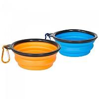 [해외]TRESPASS Sippy Bowl 2 Pack Blue / Sunrise