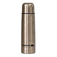[해외]TRESPASS Thirst 50x500ml Stainless Steel Flask Silver