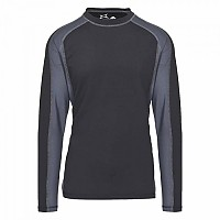 [해외]TRESPASS Explore Baselayer Top Black X