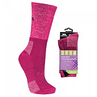 [해외]TRESPASS Leader Socks Pink Lady Marl