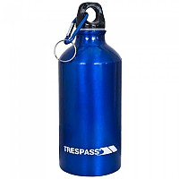 [해외]TRESPASS Swig Sports Bottle With Carabineer 500ml Blue