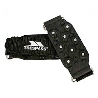 [해외]TRESPASS Clawz Emergency Ice Grippers Black