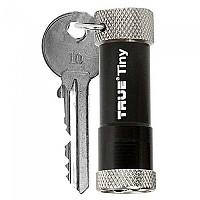 [해외]TRUE UTILITY Tiny Torch Pocket Flashlight Stainless Steel