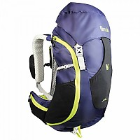 [해외]VERTICAL Adventure 40L Midnight Blue / Lime Green