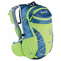 [해외]VERTICAL Adventure 23L Peacock Blue / Lime Green