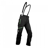 [해외]VERTICAL Windy Spirit Pants Black / Celadon