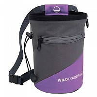 [해외]WILDCOUNTRY Cargo Chalk Bag Purple