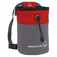 [해외]WILDCOUNTRY Petit Bloc Chalk Bag Red