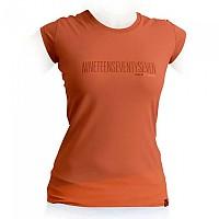 [해외]WILDCOUNTRY Heritage T Shirt Woman Cranberry