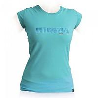 [해외]WILDCOUNTRY Heritage T Shirt Woman Tropical / Cyan Blue