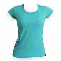 [해외]WILDCOUNTRY Logo T Shirt Woman Tropical