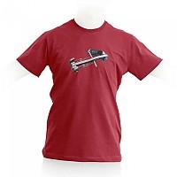 [해외]WILDCOUNTRY Friend T Shirt Brick Red