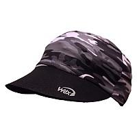 [해외]WIND X-TREME Cool Cap Camouflage Black