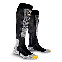 [해외]X-SOCKS Ski Adrenaline Black / Anthracite