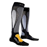 [해외]X-SOCKS Ski Carving Ultralight Black / Orange