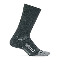[해외]FEETURES Elite Merino Heavy Cushion Crew Charcoal