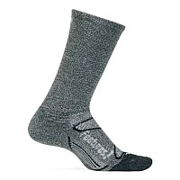 [해외]FEETURES Elite Merino Light Cushion Crew Grey