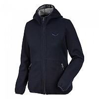 [해외]살레와 Woolen Light Full Zip Hoody Premium Navy